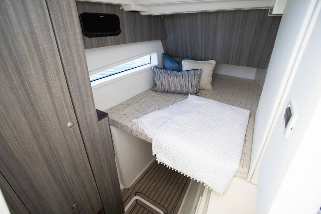Port Side Stateroom Cabin