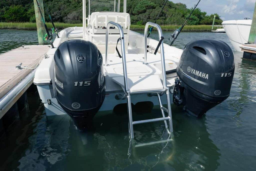 Yamaha 115 HP