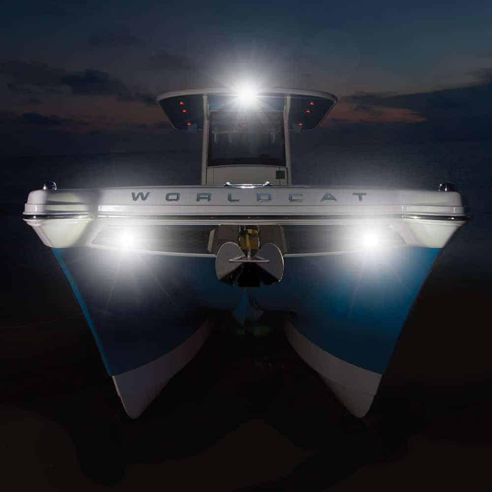 280CC-X Docking Lights