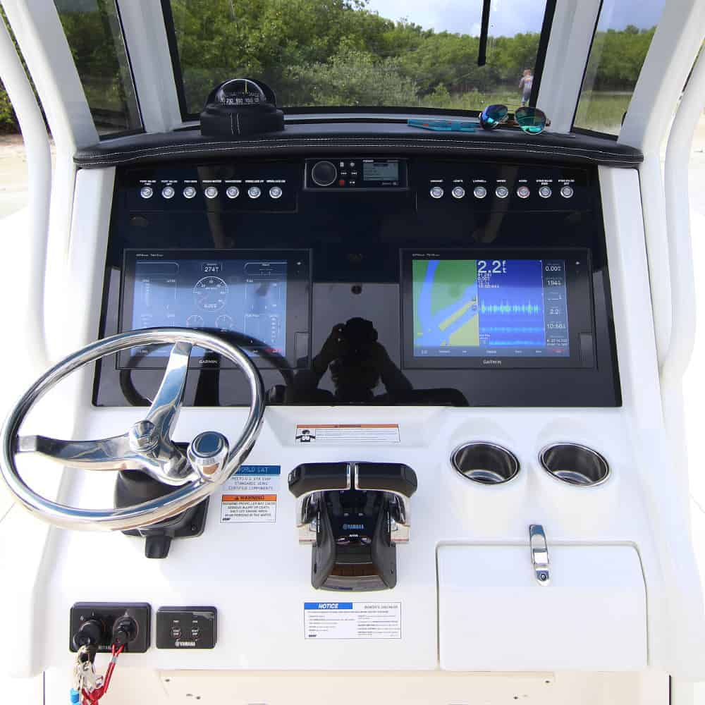 280CC-X Glass Dash