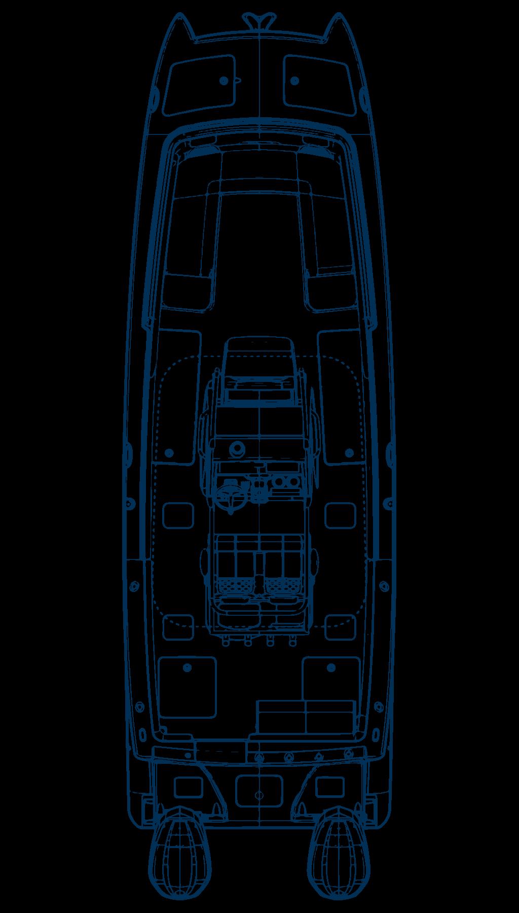 280CC-X Overhead