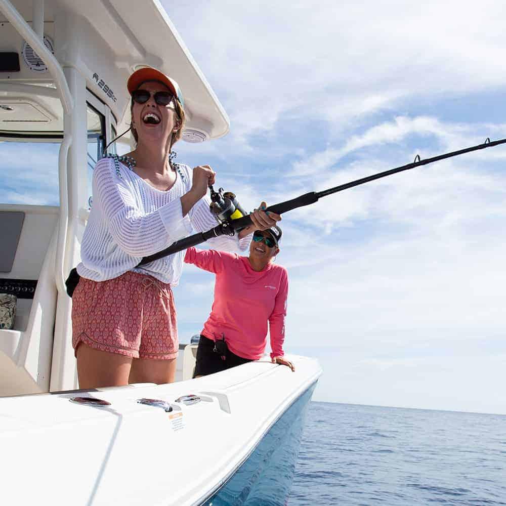 295CC Fishing