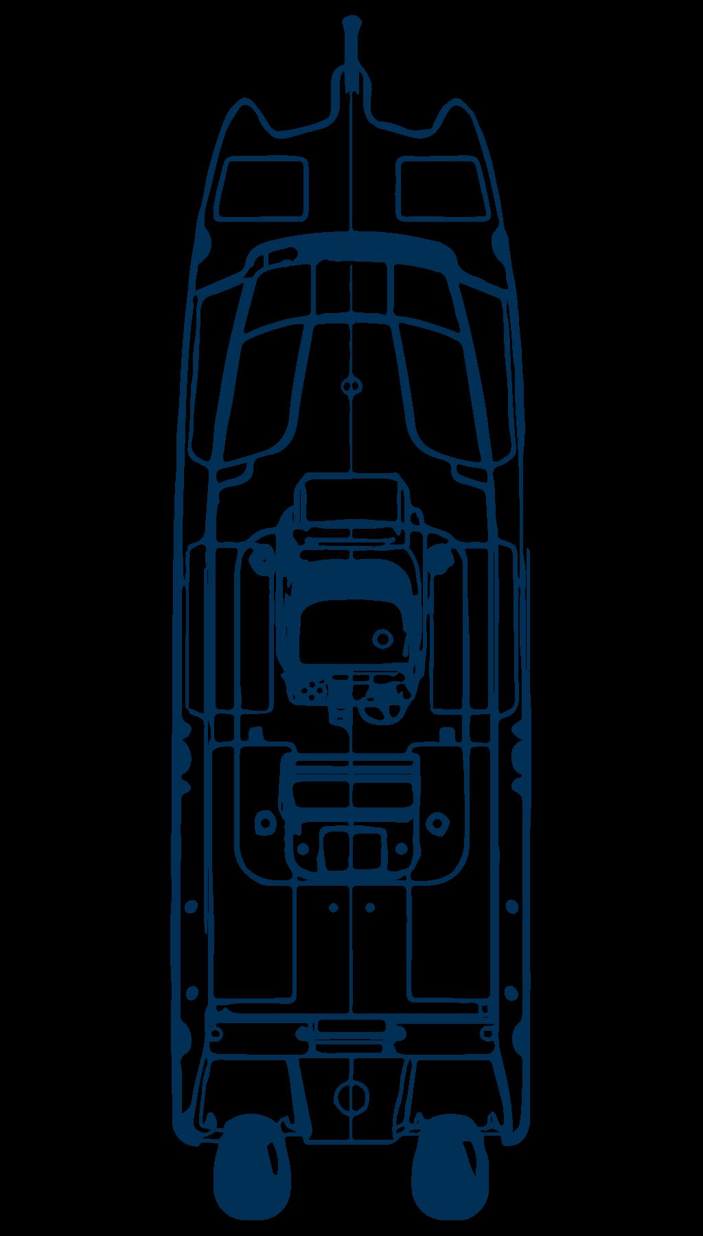 295CC Overhead