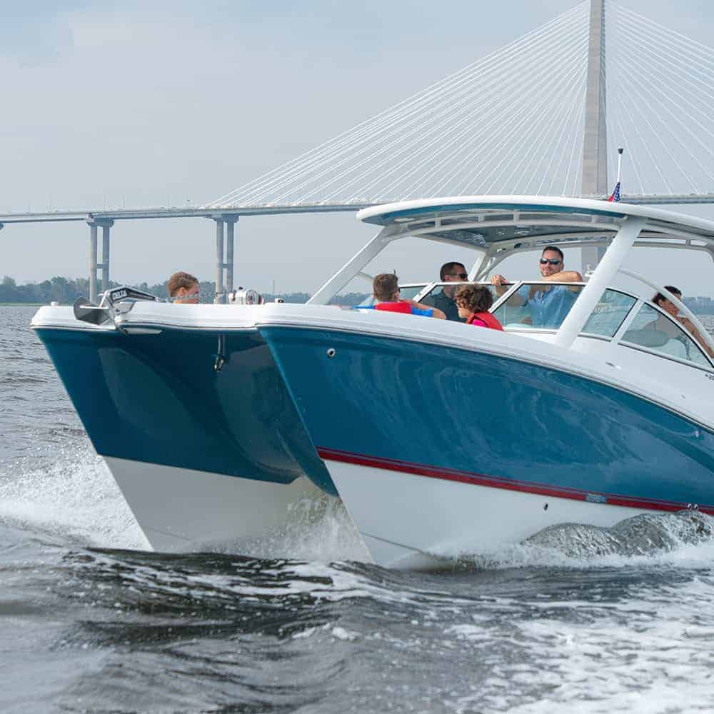 296Dc High Performance Hull