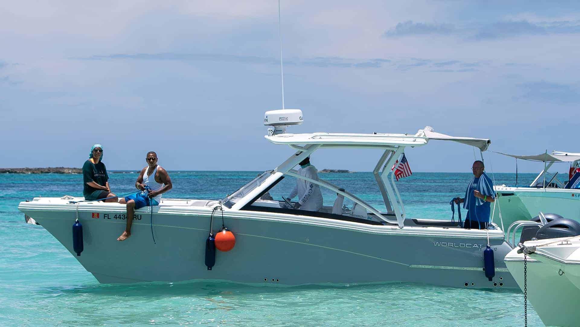 Algen Boat