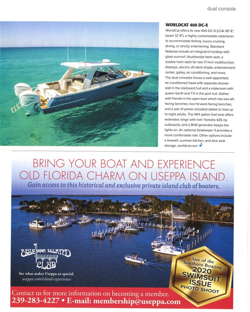 Southern Boating Dec 2019