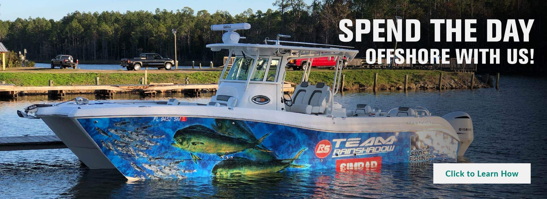 Kick off Spring with a Day on the Water!