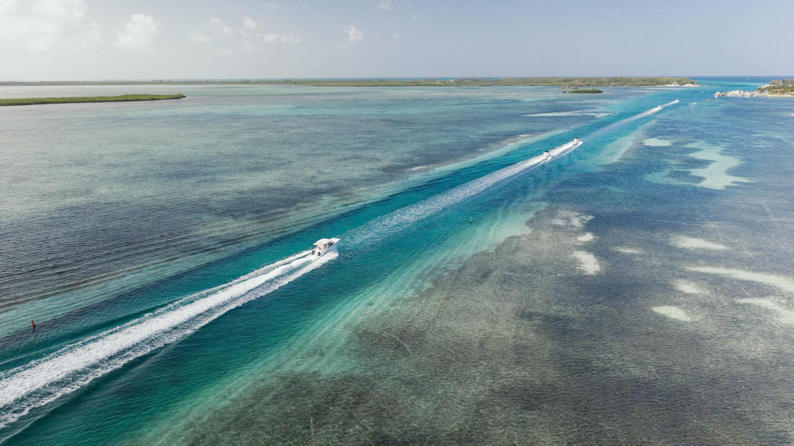 Boating To The Bahamas