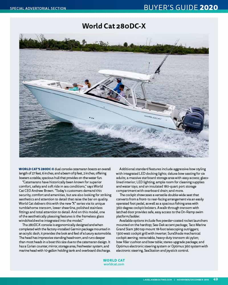 Lakeland Boating - NovDec 2019