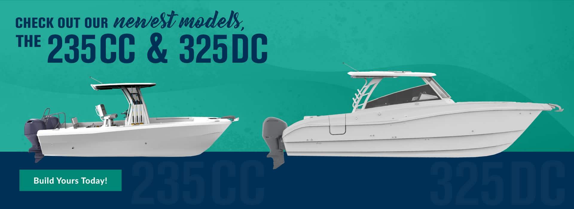 235CC & 325DC